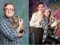 Дивні сімейні фото з улюбленими вихованцями