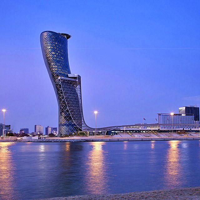 Абу-Даби: достопримечательности в Instagram (фото)