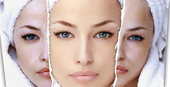Пілінг обличчя: види і показання за віком