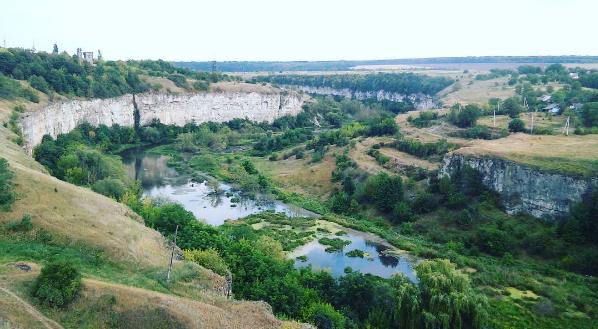 ТОП-7 мальовничих каньйонів України