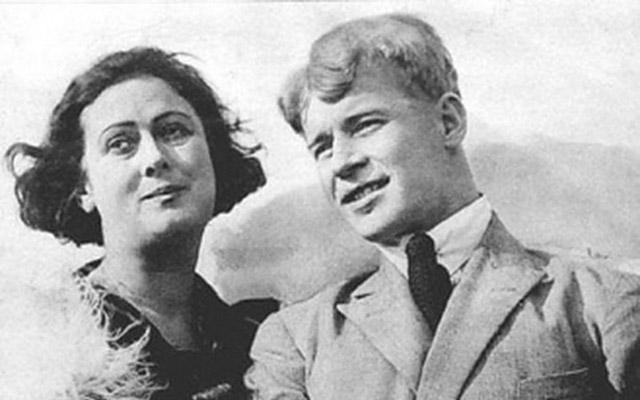 Історії великого кохання: Сергій Єсенін та Айседора Дункан