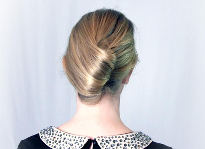 Зачіски на кожен день: французький пучок
