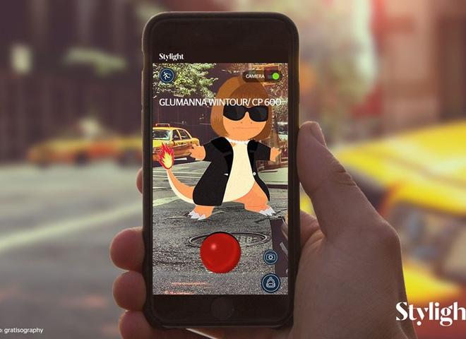 Pokemon Go: Анна Винтур, Кара Делевинь и другие модники стали фэшемонами