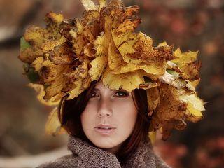 Вещи с листьями