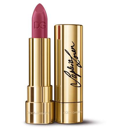 Dolce & Gabbanа випустили помаду на честь Софі Лорен