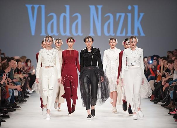 Еволюція образу: нова колекція Vlada Nazik в рамках Ukrainian Fashion Week AW 2016/17