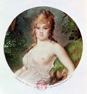 Портрет Терезы Тальен