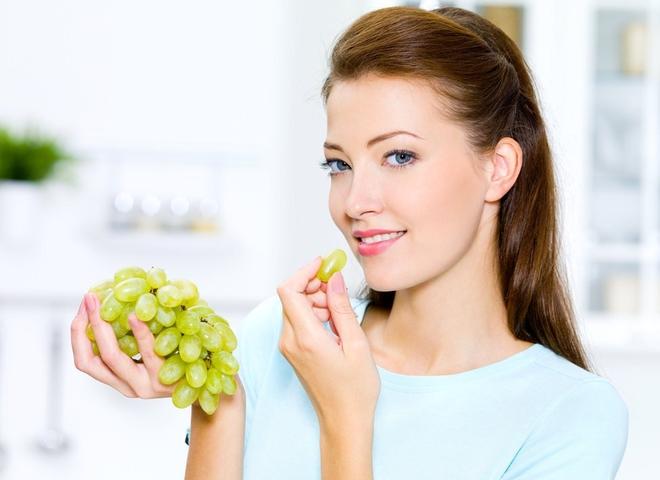 9 причин з'їсти виноград