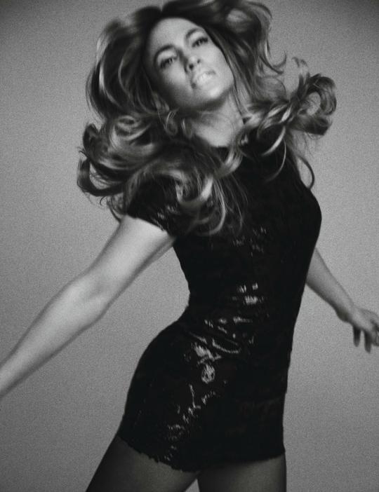 Дженніфер Лопес в зйомці W Magazine