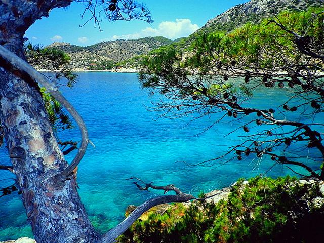 Острова Греции: умопомрачительная галерея (фото)