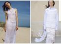 Тренд лета 2016 : вязаные платья
