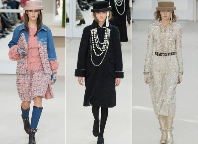 Колекція Chanel осінь-зима 2016/2017