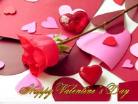 Красивые открытки на 14 февраля
