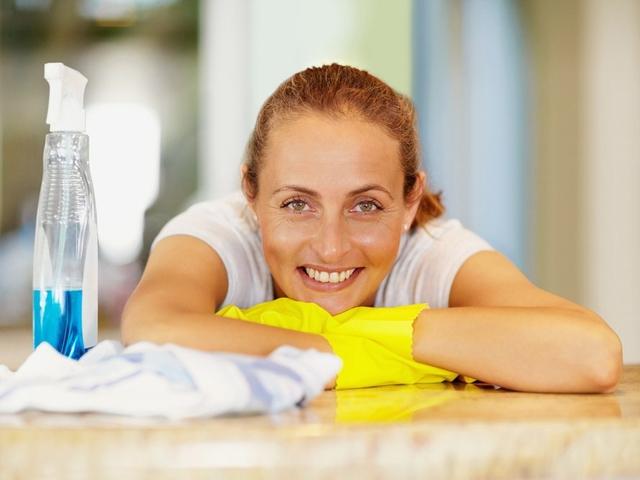 Как сделать уборку дома правильно