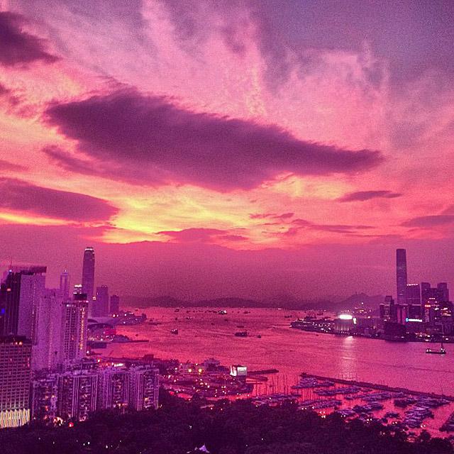 Достопримечательности Гонконга в Instagram: захватывающие снимки (фото)