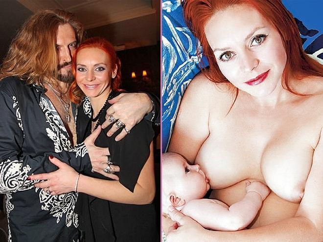 Никита Джигурда выложил интимные фото жены. Российский актер все никак не