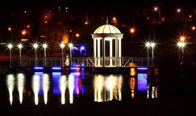 ТОП-10 самых романтических мест в Украине
