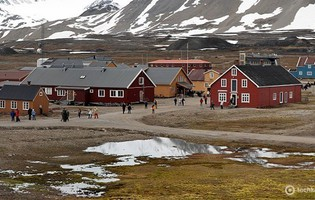 Шпицберген (Норвегия, Северный Ледовитый океан)