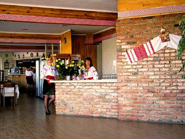 Достопримечательности Батуми: ресторан Украиночка