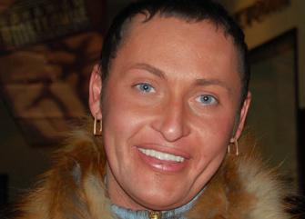 Популярный певец Александр Медведев, более известный как Шура