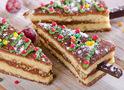Торт на Новый год 2016