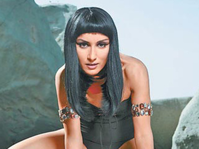 Тина Канделаки (Tina Kandelaki) на. эро фото. для журнала Playboy (Декабрь
