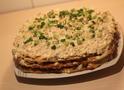 Торт «Закусочный»