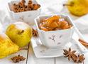 Как варить грушевое варенье дольками?