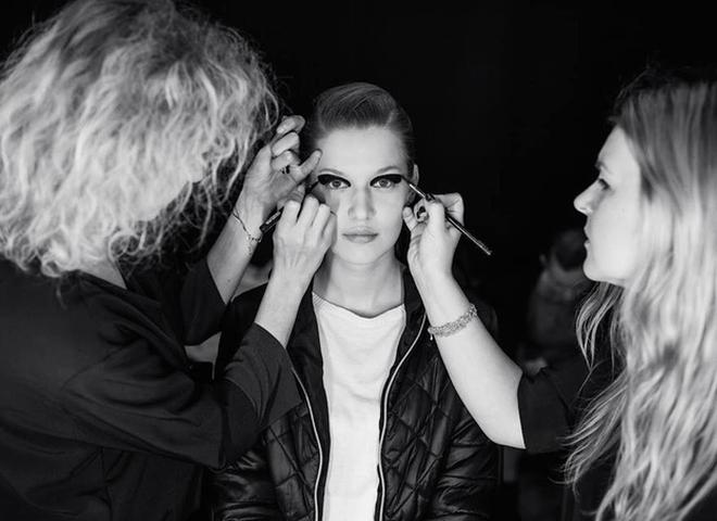 Чи можливе використання подіумного макіяжа в реальному житті?