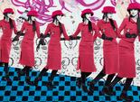 Карл Лагерфельд создал коллажи для рекламной кампании Chanel