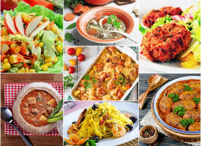 7 вечерь: що готувати вечорами протягом тижня