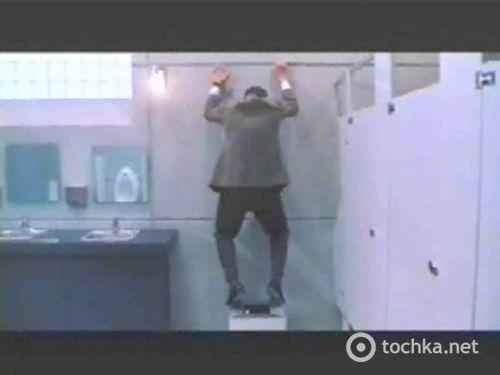 В туалете мистер Бин смотреть онлайн бесплатно.