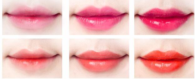 Тінти для губ: як використовувати і правильно наносити (відео)