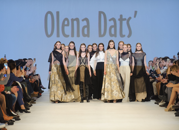 Ukrainian Fashion Week AW 2016/17. День четвертий. Olena DATS', OSTEL, GUDU