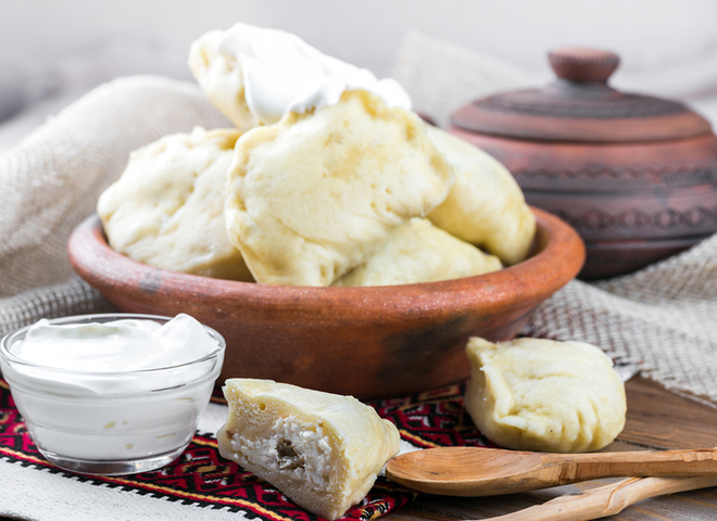 Вареники з сиром: рецепт української кухні