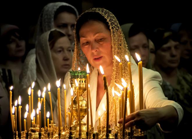 Троица православная 2016