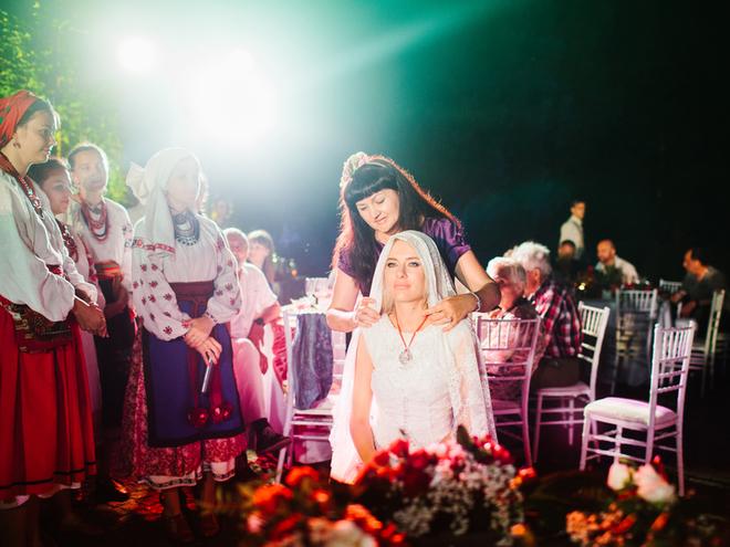 свадьба Никитиных