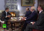 Дмитрий Медведев рассказал о ситуации в Египте и бюджете РФ