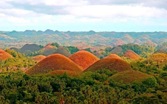 ТОП-10 самых красивых мест в мире