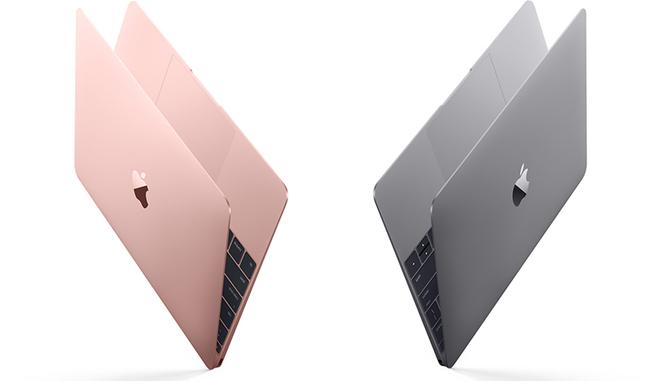 Для дівчат: Apple оновила MacBook і додала варіант у рожевому кольорі (фото)