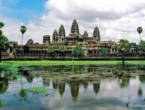 Анкгор, Камбоджа