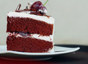 Творожный кекс, сливовый сок, торт пьяная вишня