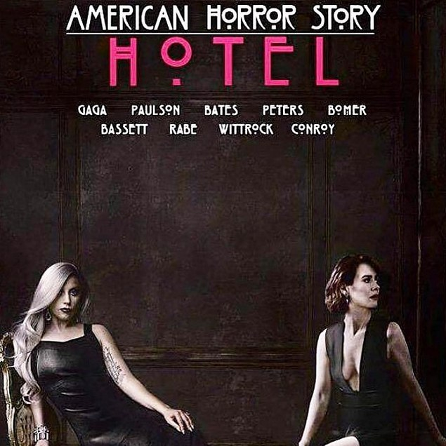 Американська історія жахів: Готель (5 сезон)