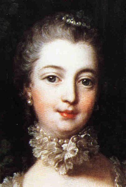 Маркиза де Помпадур. Дамы XVIII века закапывали в глаза белладонну