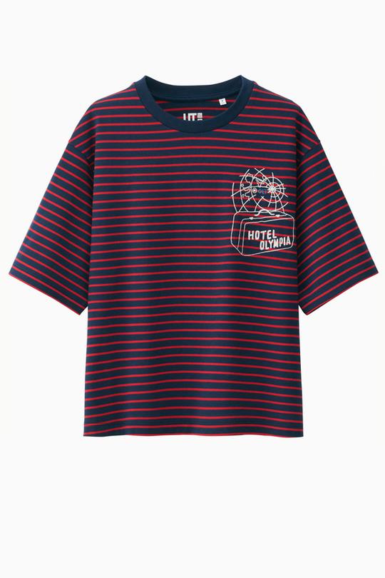 Колекція футболок від Olympia Le-Tan і Uniqlo