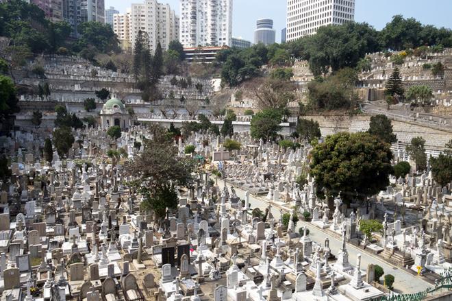 ТОП-7 самых красивых и оригинальных кладбищ мира