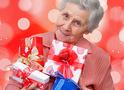 Подарунки на 8 березня бабусі