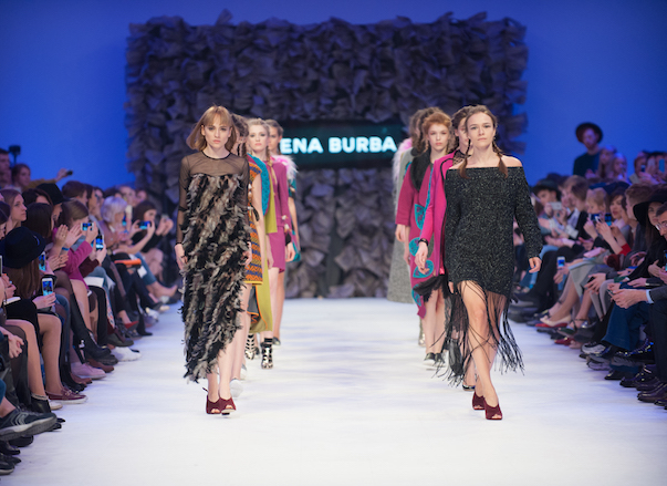 Ukrainian Fashion Week. День третій. Elena BURBA, DZHUS, T.MOSCA