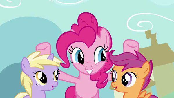 смотреть мои маленькие пони 3 сезон: