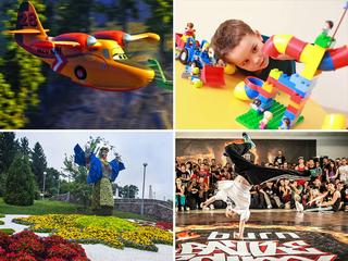 Вихідні з дітьми: куди піти 30-31 серпня